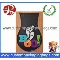 Quality Eco Friendly Plastic Treat Bags Printed Customized For Halloween for sale
