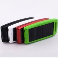 China Universal Portable 1200mAh Solar Panel Power Bank Battery Pack for iPhone (GW-D1209004) on sale