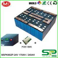 Buy Wholesale rechargeable lithium ion battery 3.2V 85AH for wind power backup at wholesale prices