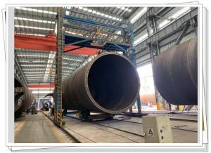 Quality Tubular Tower Column SAW Welding Manipulator 5m Outer Longitudinal Seam for sale