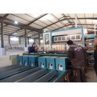 China Full Automatic Egg Tray Making Machine Large Capacity High Efficiency on sale
