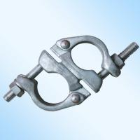 China Limited supply: cheapo constant steel drop forged scaffolding clamps for sale in construction on sale