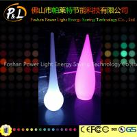 Decoration rechargeable LED standing floor lamp