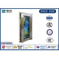 Buy High Transparency Stainless Steel Fire Rated Doors For Airport High Hardness at wholesale prices