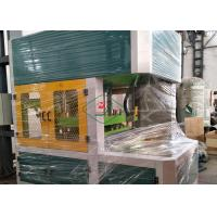 Quality 50 Ton Automatic Paper Hot Pressing Machine PLC Control 30KW with Big Platen Size for sale
