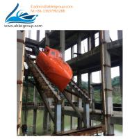 China Free Fall Lifeboats 21 Persons and Davits For Sale for sale