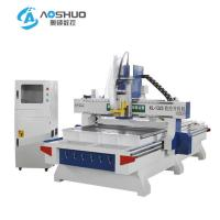 Quality Industrial Wood Cutting Cnc Router Machine 1325 With Dust Collector 4.5KW for sale
