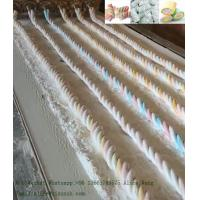 Quality A to Z Marshmallow production line Long twist marshmallow cotton candy line 100kg/h for sale