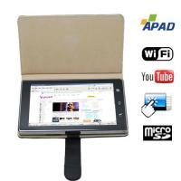 Quality APAD Tablet PC 7 inch Google Android 2.1 OS for sale