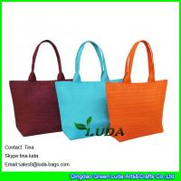 Luda Cheap Beach Totes Summer Handbags Promotion Paper