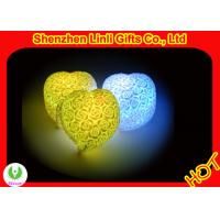 Quality Color Optional pvc body led heart hot valentine gifts for her for sale