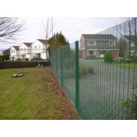 Quality Welded 358 Anti Climb Fence , Galvanized Climb Proof Fence4mm Mesh Highly Secure for sale