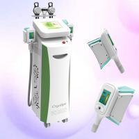 China Cryolipolysis+Vacuum+Multipolar RF+Cavitation Body Sculpting slimming machine on sale