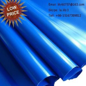 China high quality pvc tarpaulin truck cover on sale