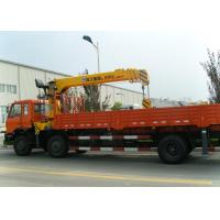 Quality Effective XCMG 10T Commercial Truck Loader Crane,Driven By Hydraulic with Longer Arms for sale