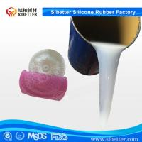 Quality Prices Concrete Stamps Mold Making Silicone Rubber Raw Material for sale