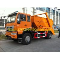 Buy cheap City Cleaning Special Purpose Truck Compression Garbage Truck 12 -14 CBM from wholesalers