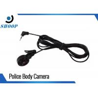 Mini Body Camera Accessories 420 TV Lines Headset Police Hidden Bullet Camera