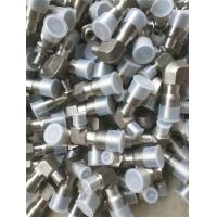 Buy cheap Straight Pipe CNC Machine Parts Elbow Pipe Three Pipe Package Cnc Lathing from wholesalers
