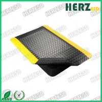 China Anti Slip ESD Rubber Mat / Clean Room Anti Fatigue Mats Thickness 18-22mm on sale