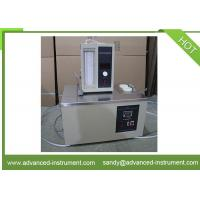China Petroleum Oils Solidifying Point&Cold Filter Plugging Point Testing Equipment on sale