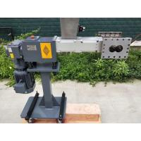Quality CWJ70 Co Rotating Extrusion Machine Parts , Twin Screw Feeder 420kg/h Load Capacity for sale
