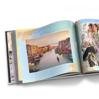 Quality Personalized Hardcover Print Picture Album Book Customized Size / Color for sale