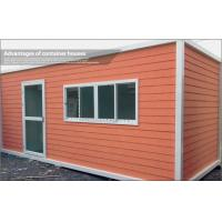 Quality Europe Type Portable Container Modular House for Accommodation or Temporary Office for sale