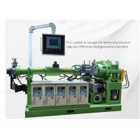 Quality High Speed Cold Feed Rubber Extruder Machine For Tire Tread / Rim Band for sale