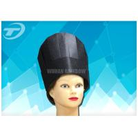 Quality Eco - Friendly Disposable Mob Cap / Breathable Soft Paper Chef Hats for sale
