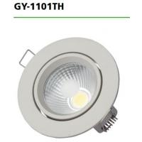 Quality GY-1101TH 6W LED Recessed Downlights , COB LED Downlight Fixtures For Hotel Project for sale