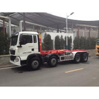 China 30T Hork Arm Garbage Truck Collection Trash Compactor Truck Euro2 336hp 10 Tires on sale
