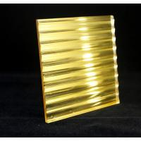 Quality Textured Mirror Sheet for sale
