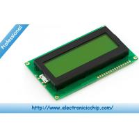 Quality Basic 20x4 Character LCD Display  - Black on Green 5V Display for sale