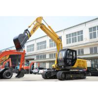 Quality Popular Heavy Construction Machinery DF150L Hydraulic Crawler Excavator 15T for sale