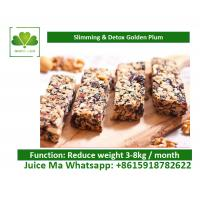 Anti Cellulite Weight Loss Diet Bars , Botanical Natural Healthy Weight Loss Snacks