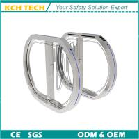 Quality Round Circle High Grade Fast Swing Turnstile Speed Barrier Gate for Bank Hotel School for sale