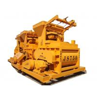 Quality Compact Sand Cement Mixer Machine , Short Cycle Time Mortar Mixer Pump Machine for sale