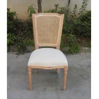 Buy cheap New Style American Ash Wooden Wedding Chair Classical Danish Designing Cover Vintage Ratten Chair from Wholesalers