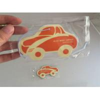 Quality Multi Fragrance Hanging Paper Air Freshener Fashion Design 4 Color Printing for sale