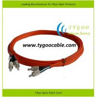 Buy cheap FC To FC ( MM DX ) Fiber Optic Patch Cord from wholesalers