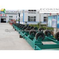 Quality Internal Steel Shot Blasting Equipment / Sand Blast Machine 5200 Kgs Low Noise for sale