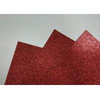 Quality 200g Notebook Cover Self Adhesive Glitter Paper In Rolls And Sheets for sale