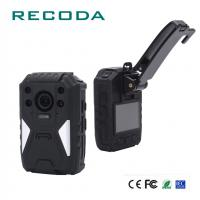 Buy cheap Face Recognition 4G Body Camera Real Time Video GPS Tracking 1440P HD Fire Proof from wholesalers