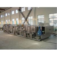 Anti Friction Juice Bottle Cooling Machine System Mild Processing SUS 304 / 316