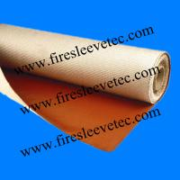 Quality 96 oz Silicone coated fiberglass high temperature fabric for sale