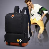 China 2017 Factory wholesale low price promotional outdoor travel high college Backpacks school bags on sale