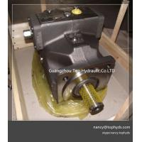 Rexroth variable displacement hydraulic piston pump for Variable displacement hydraulic motor