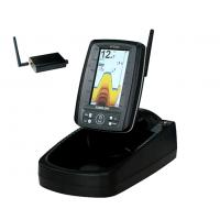 Quality wireless sonar TF500 fish finder used for bait boat for sale