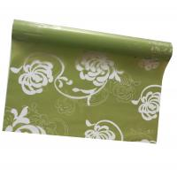 Buy cheap Decoration Gift Wrap Paper Roll / BOPP Floral Wedding Gift Wrapping Paper Rolls from Wholesalers